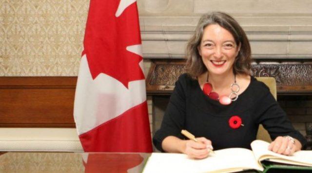 deputeja kanadeze Julie Dabrusin