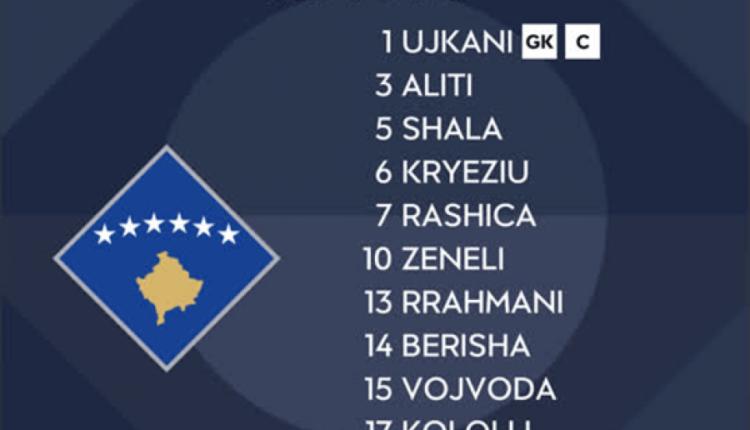 formacioni i kosoves