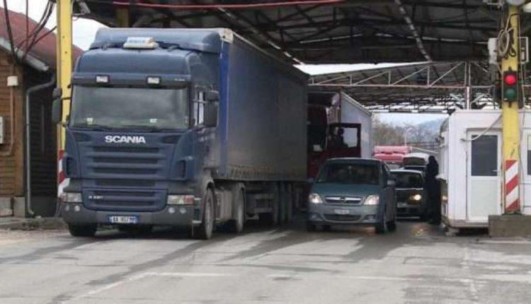kamion nga serbia