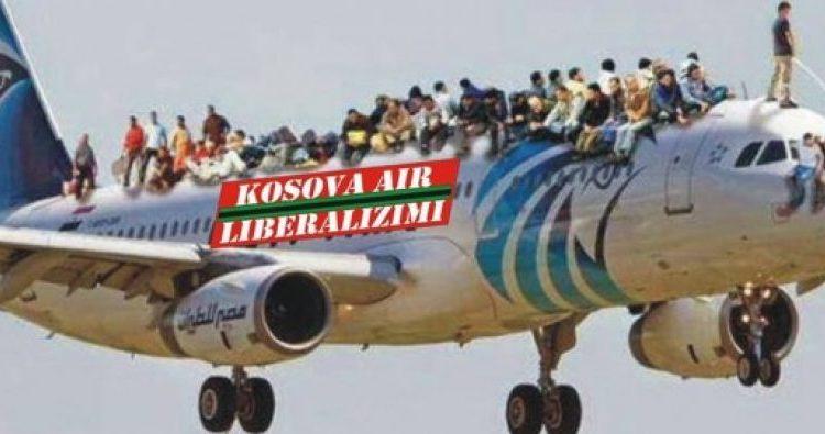 liberalizimi ne aeroplan