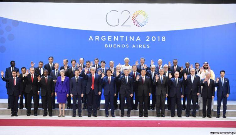 samiti g20 ne argjentine
