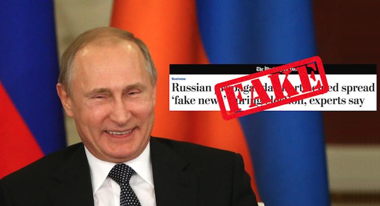 Putin-fake-news
