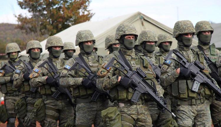 Ushtria e Kosoves