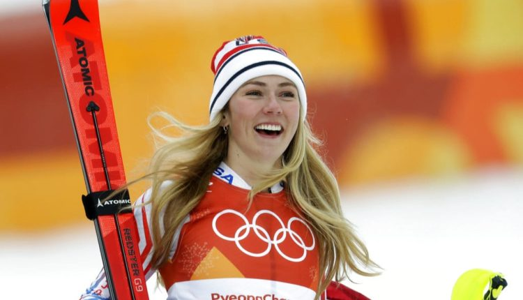 Shiffrins Stress Skiing