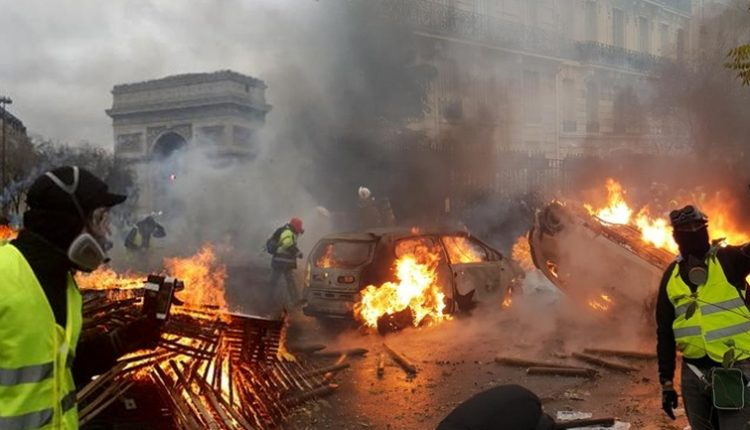 parisi ne flak nga trazirat1