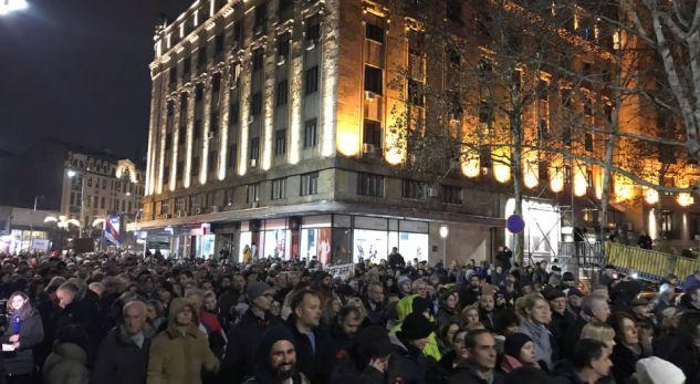 protesta ne serbi
