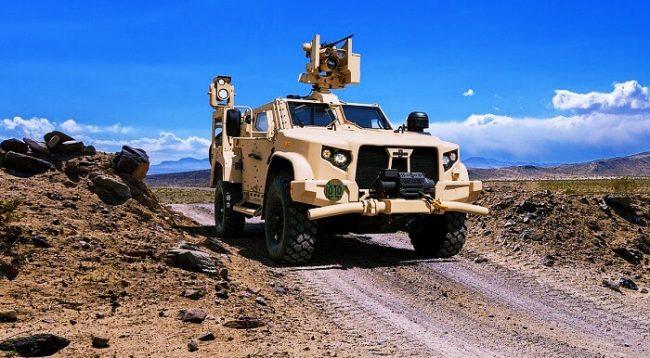 teknika e re e ushtrise amerikane