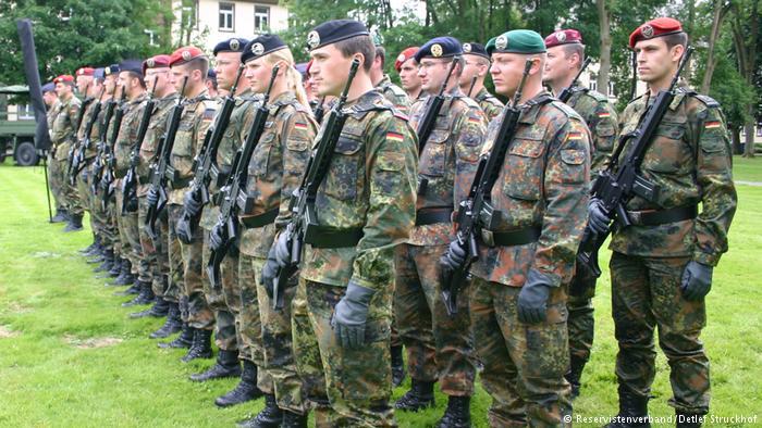ushtria germane