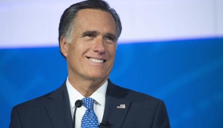 Mitt Romney Washington Times