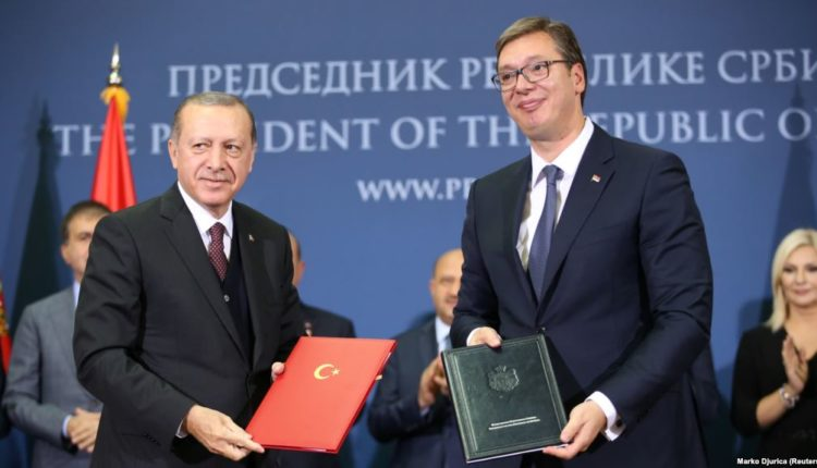 RFE vucic erdogan