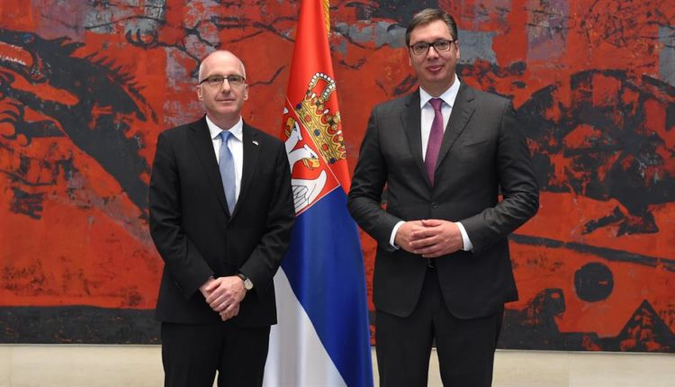 Thomas Schieb ambasador gjerman ne serbi
