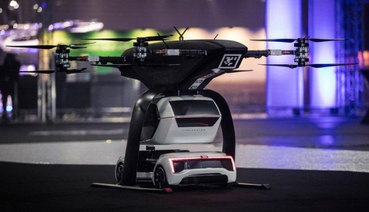 audi dron2