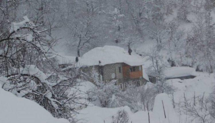 bora ne fshat