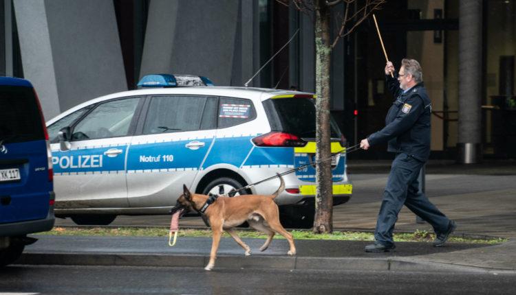gjermani kercenohen gjykatat me sulme bomba