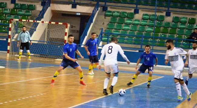 kosova futsall