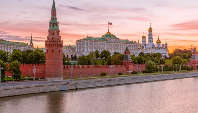 moska kremlin