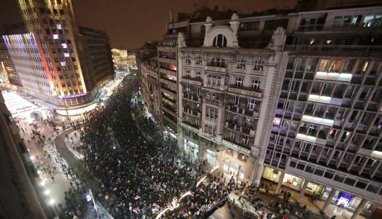 protesta ne beograd