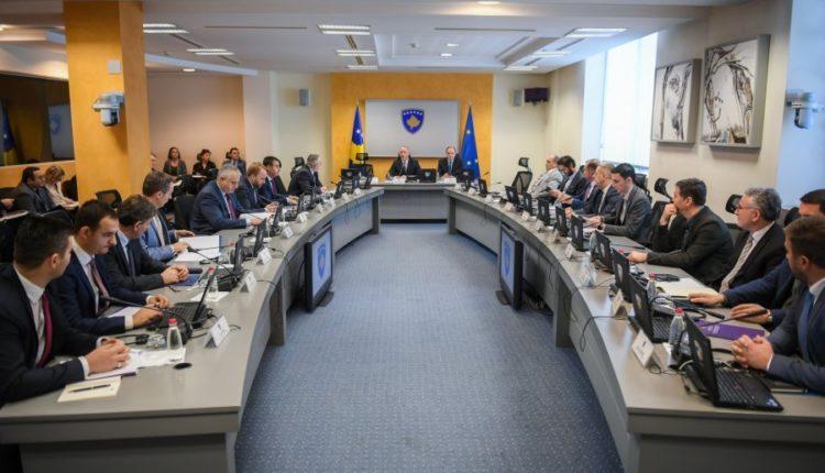 qeveria mbledhje