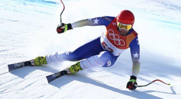 Albin Tahiri ski