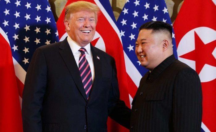 Trump – Kim joung un