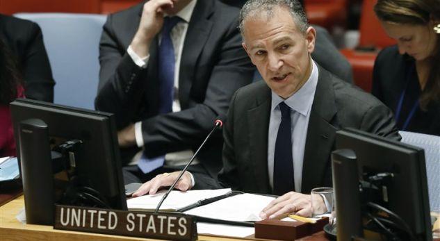 USA Jonathan Cohen in UN security council