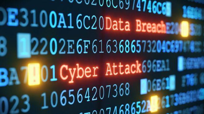 cyber attack bbc
