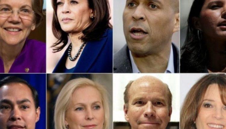 kandidatet demokrate 2020 per president