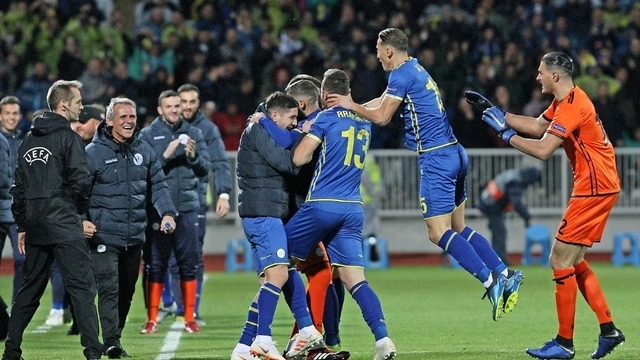 kosova futboll