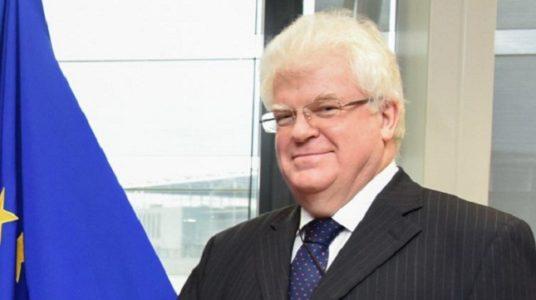 Vladimir Chizhov, rusia ambasador EU