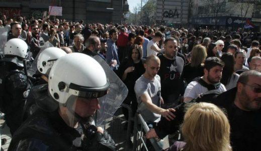 protesta ne serbi kunder vuciq