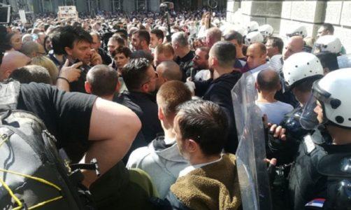 protesti u srbiji protiv vicica