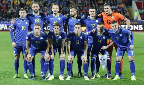 kosovo futboll team